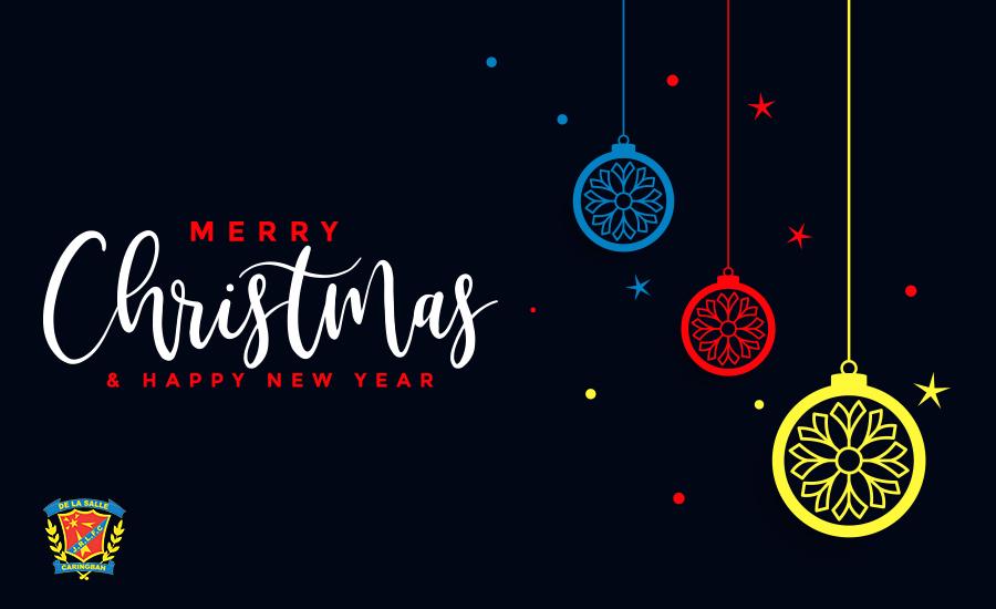Merry Christmas & Key Dates